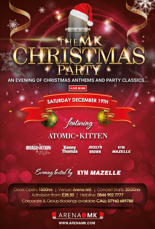 Looking forward to meeting @NatashaOfficial @LizMcClarnon @KerryKatona7 in Milton Keynes this Christmas. Book now :) https://t.co/6q4mQZ21Mv