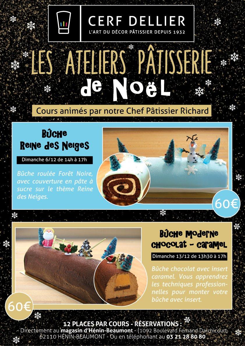"""Cours De Cuisine Henin Beaumont cerf dellier on twitter: """"découvrez les cours de notre chef"""