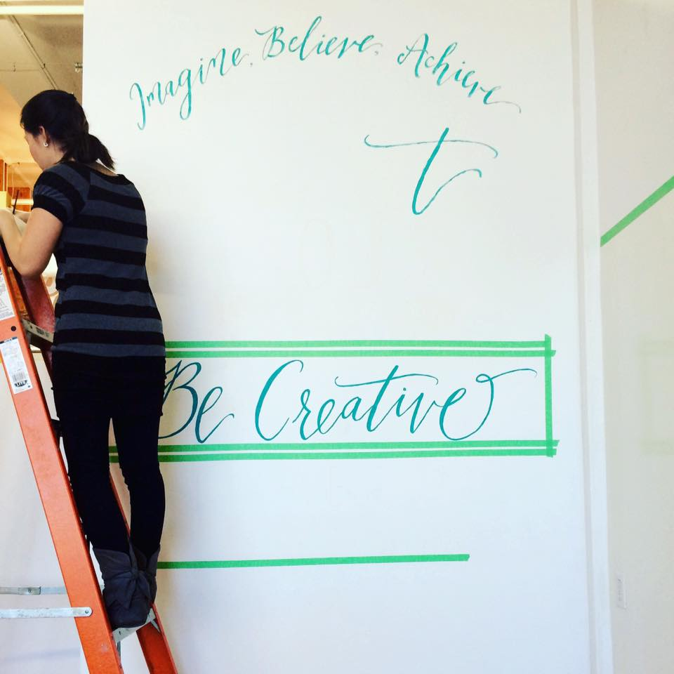 The #IrisBlu office is slowly transforming! #InspoWall #Design #Decor<br>http://pic.twitter.com/qP664oGlnP