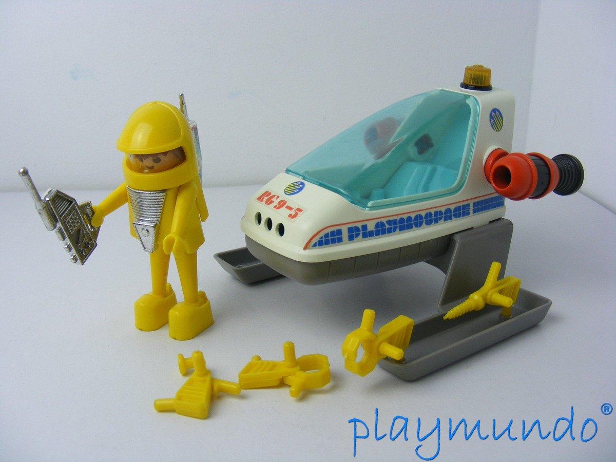 Playmundo on twitter playmobil 3509 nave espacial a o for Nave espacial playmobil