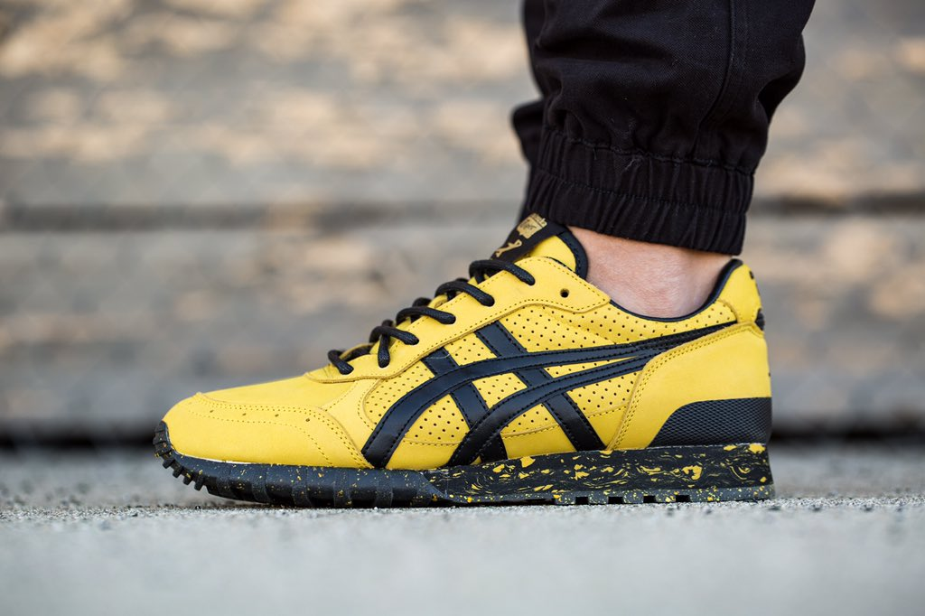 ... Never miss a Moment Exclusive Look At The BAIT x Onitsuka Tiger x Bruce  Lee 75th Anniversary Collection ... f8cbcb481