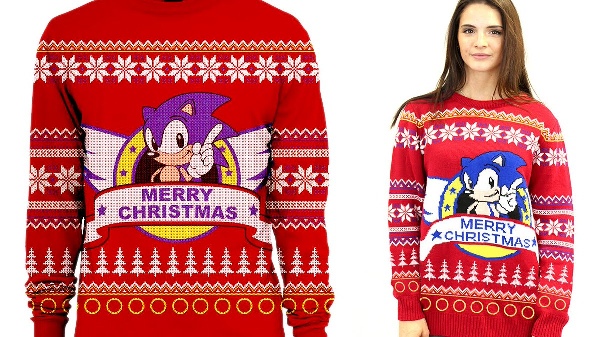 Hedgehog Christmas Sweater.Sonic The Hedgehog On Twitter We Have Discovered The