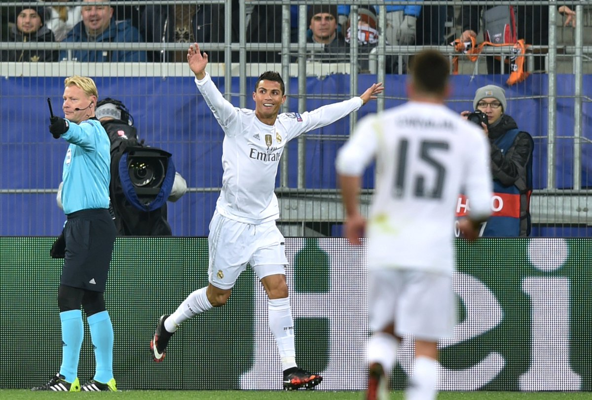 Video: Shakhtar Donetsk vs Real Madrid