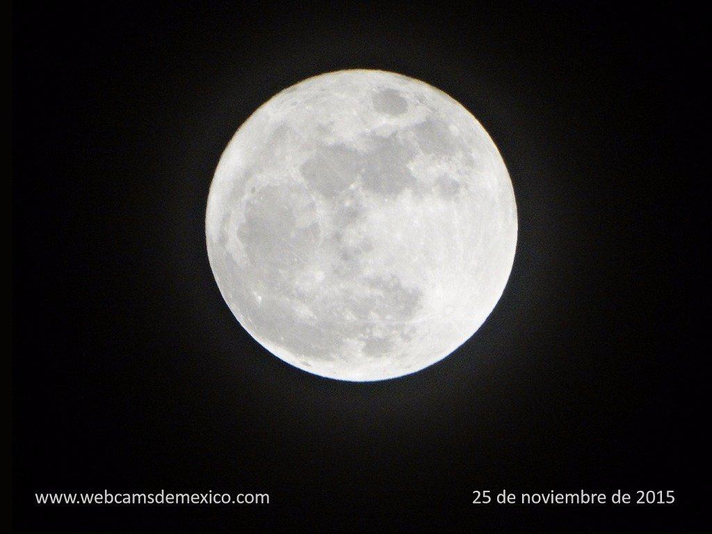 No hay manera de describir la belleza y perfecci n de la for Que luna hay esta noche