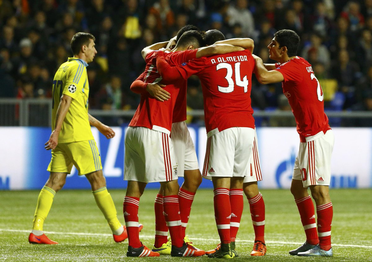 Video: Astana vs Benfica