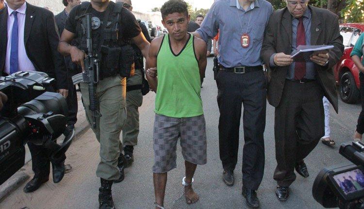 Para evitar que presidiários matem estuprador; polícia transfere o criminoso para o Olho D'água