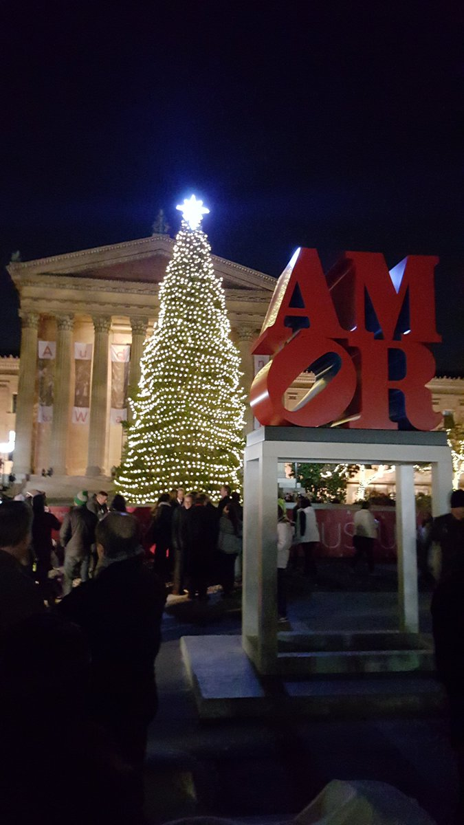al dÍa news on twitter the lighting of the christmas tree at the