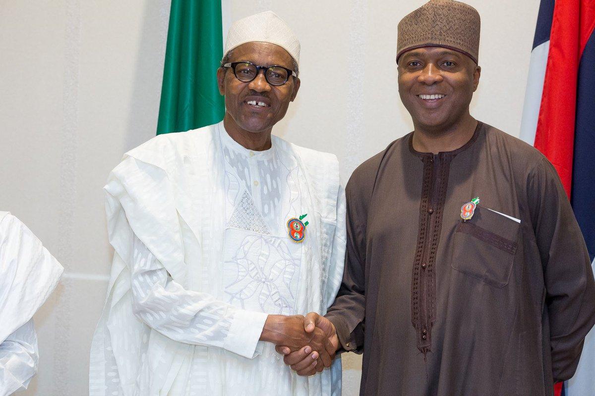 Buhari sends 47 career ambassadorial nominees to Senate