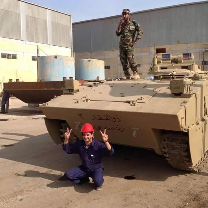 Iraqi Army - Page 8 CUsZmgeWIAExPNI