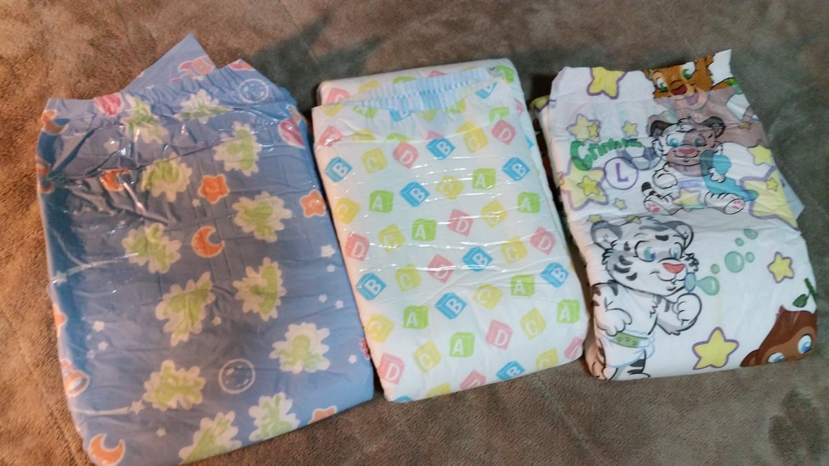 "BabyBedtimeBear on Twitter: ""Which Diaper should I do a video review ..."