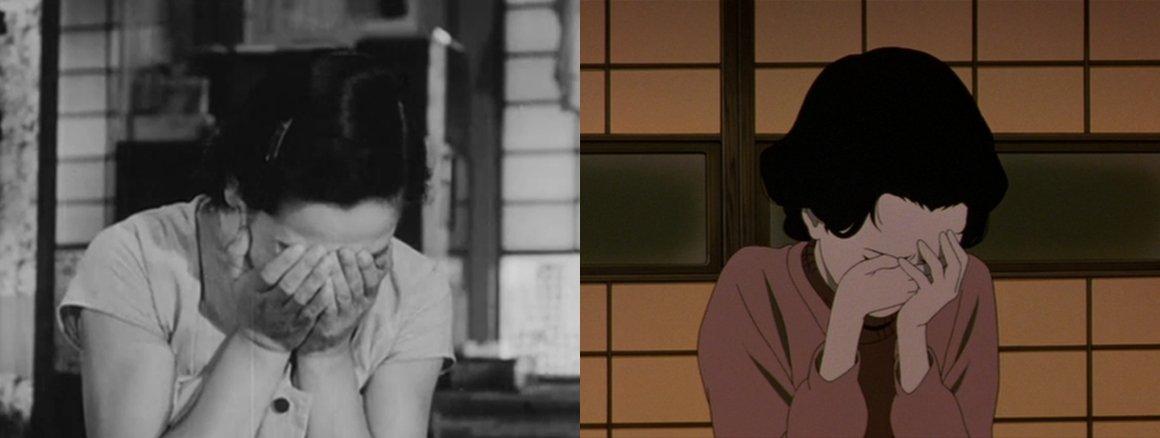 『東京物語』 / 『千年女優』 https://t.co/Snqr358g9t