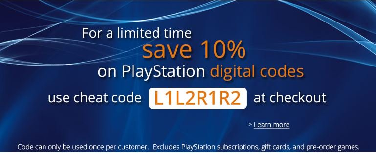 Summary -> Ps4 10 Digit Discount Codes 2019 Psn Store Coupon