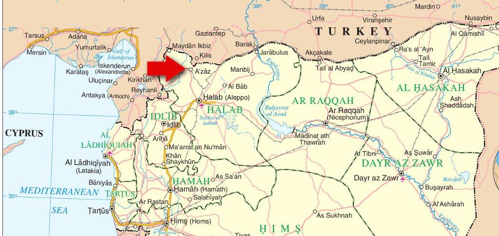 [Balas Dendam]Rusia Kembali Gempur Basis Pemberontak di Wilayah Perbatasan Suriah