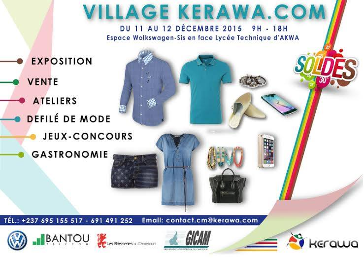 Nous participerons à la foire @Kerawa_CM les 11 et 12 Décembre prochains et vous? 😀😀😀 https://t.co/LH2ZgEandw