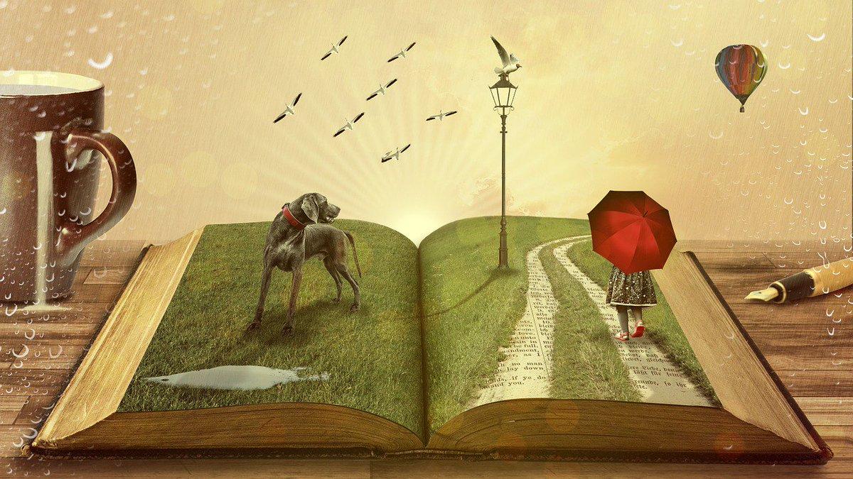 Lesen ist Kino im Kopf!!  #COLOURSofHAPPINESS färben Sie Ihr Leben neu. #Bücher #Buchtipp https://t.co/pEuQQJbJoW https://t.co/Q7wJlsb3qW