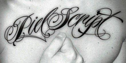 Tatuazenetpl On Twitter Create Your Own Lettering