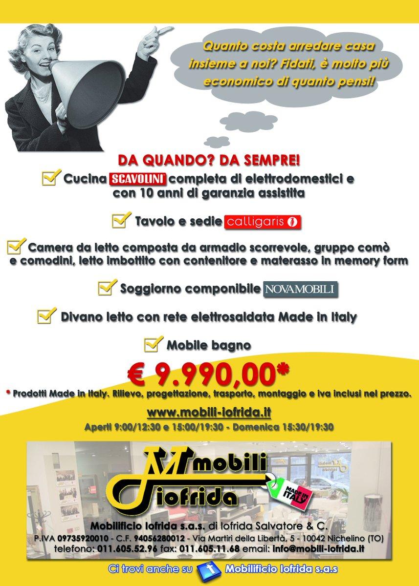 mobilificio iofrida (@mobiliiofrida) | twitter - Arredo Bagno Nichelino