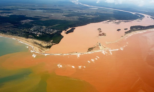 BHP dam bust: mud from Brazil disaster is toxic, UN says, despite mine operator denials: https://t.co/W4nC2L1inf https://t.co/OFIQdnko54
