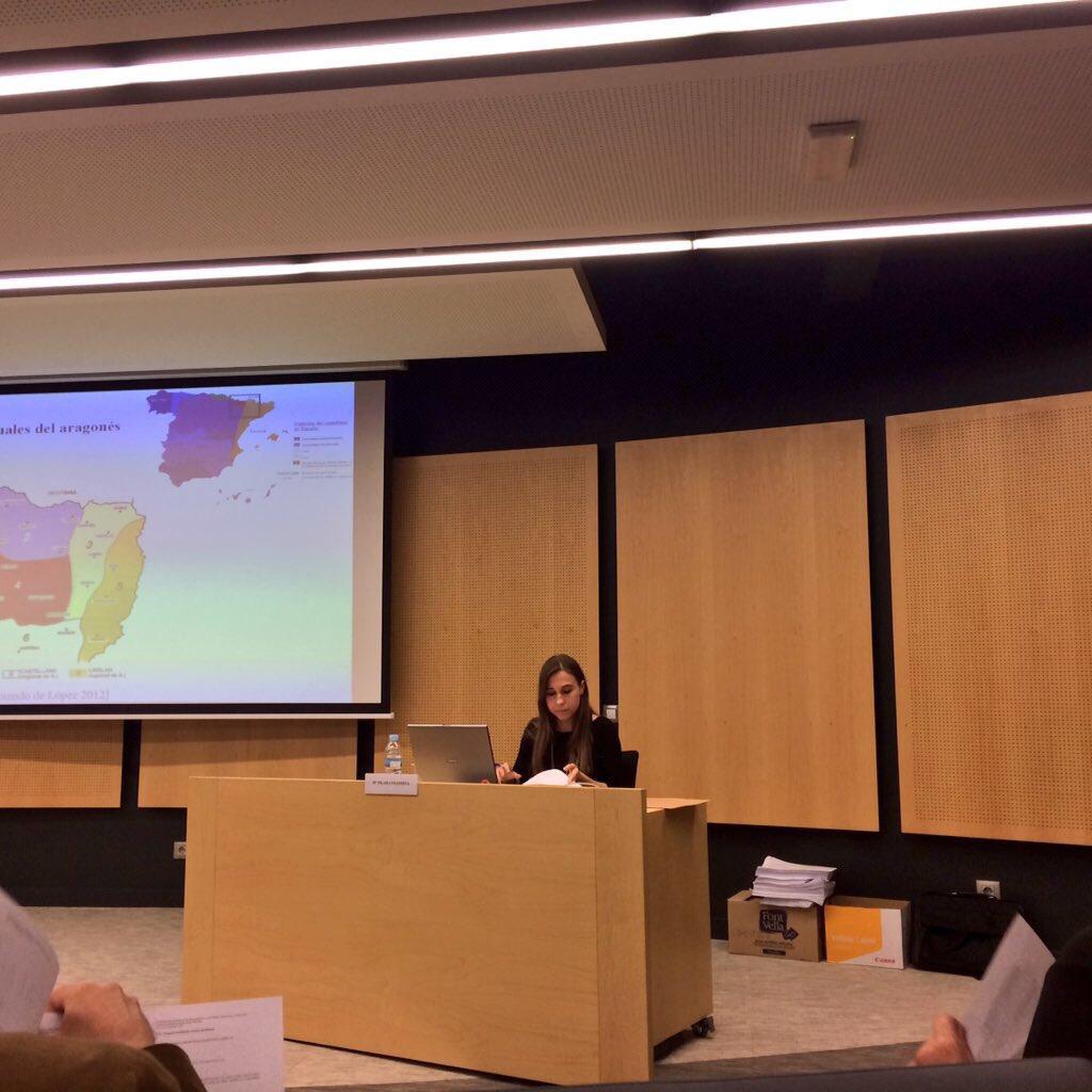 @Mpcolomina parla de combinacions de clítics en aragonès, català i espanyol al workshop sintaxi&atles @ASINES_ https://t.co/Jh4mrsoqOt