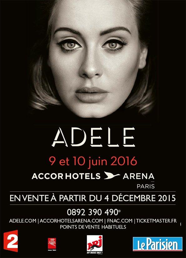 concert adele paris 2016