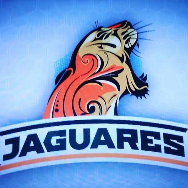 #SuperRugby Este sería el logo de Jaguares, la franquicia argentina. ¿Te gusta?  RT=Sí FAV=No