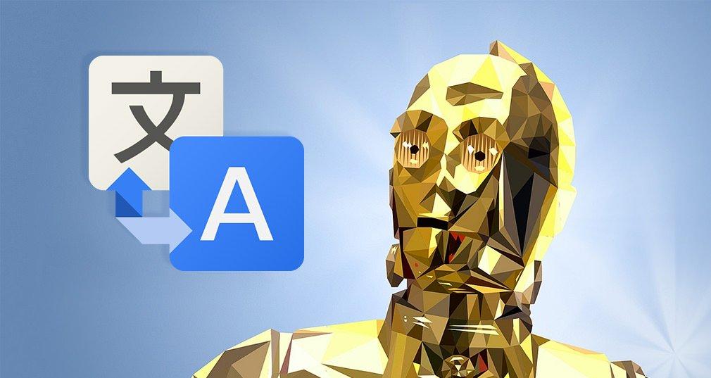 Google Traduttore con le traduzioni di Star Wars