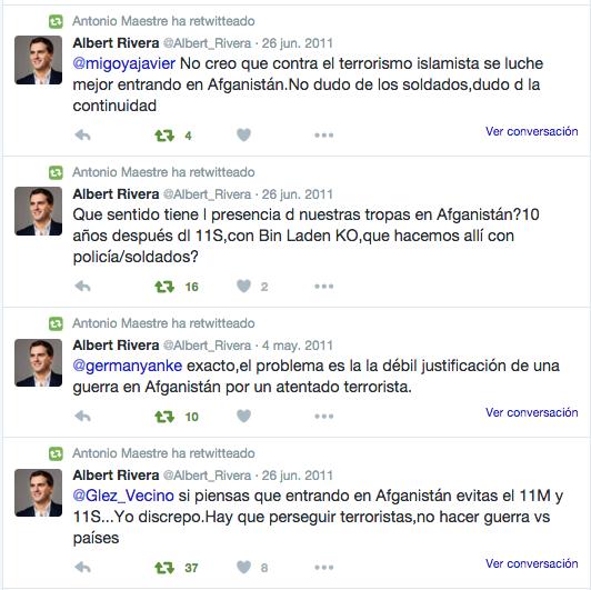 Albert Rivera presidente!!!!!!!