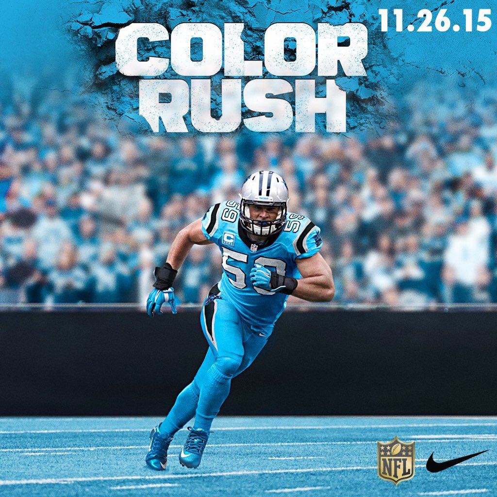 timeless design 34bbb cf803 Panthers Cowboys Color Rush : Panthers Cowboys Color Rush ...