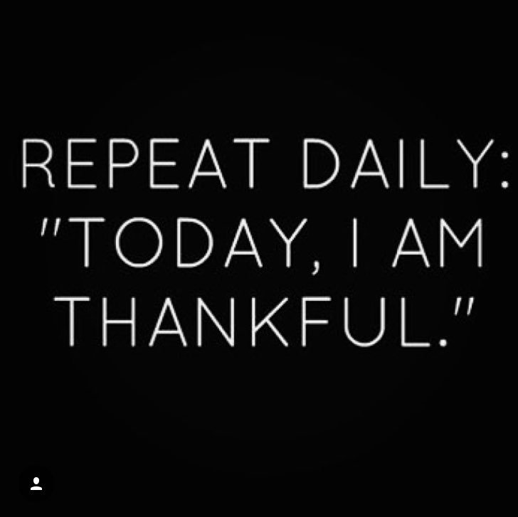 Not just today but everyday #gratitude #happythanksgiving ❤️