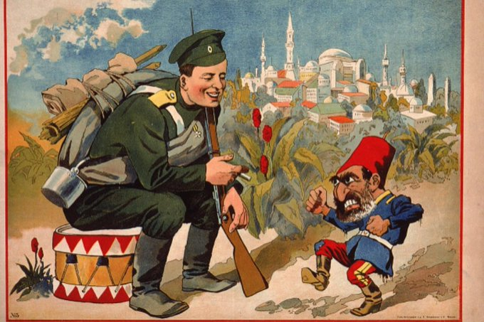 Commemorating WW1 centenary: spectacular Russian poster art from 1915