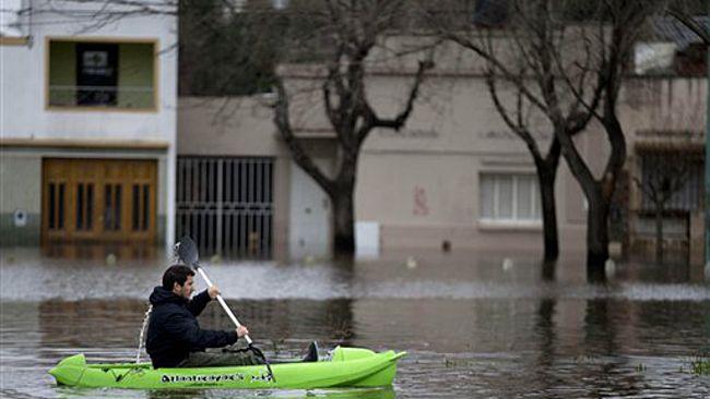 El Nino to Bring Flooding Rain to Argentina, Uruguay and Southeast Brazil https://t.co/kXQQL7LUEq https://t.co/TBcSj6O3u4