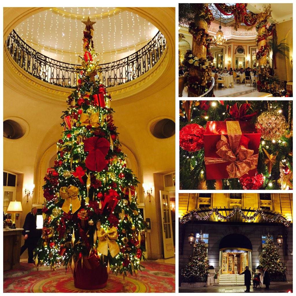 The best hotel in #London to celebrate #Christmas @theritzlondon glitters  and gleams #luxuryhotels #travel #ttot https://t.co/0a7F5EUbUo