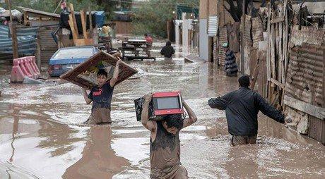 El Niño floods Peru, Chile and Ecuador: https://t.co/1EJIvcZD46 https://t.co/xmQjM9o3e6