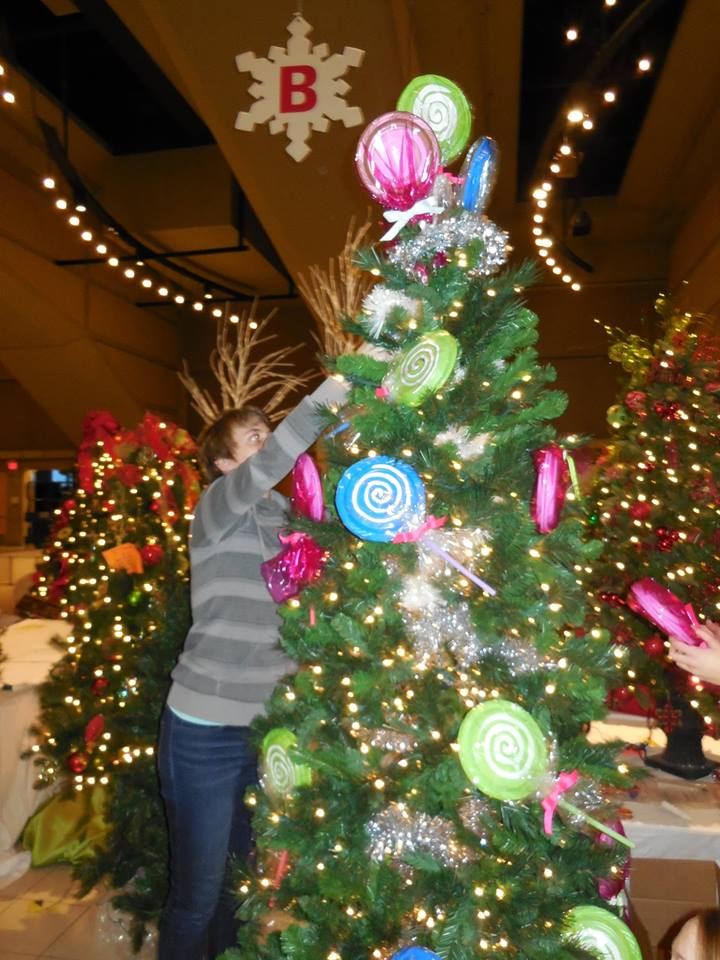 NAIT On Twitter The Tree Theme Interior Design Tech Students Chose This Year Is Delights Of Season