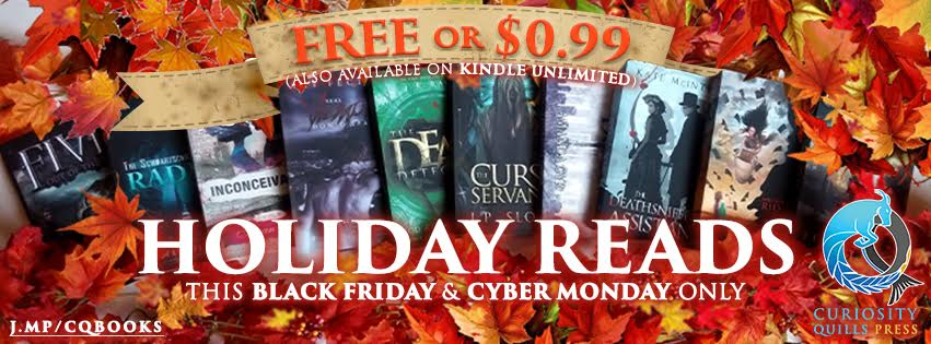 For #BlackFriday and #CyberMonday 161 CQ titles are on #sale for #99Cents or less! https://t.co/Cb5PbG43m1 https://t.co/i1zaa7GCBf