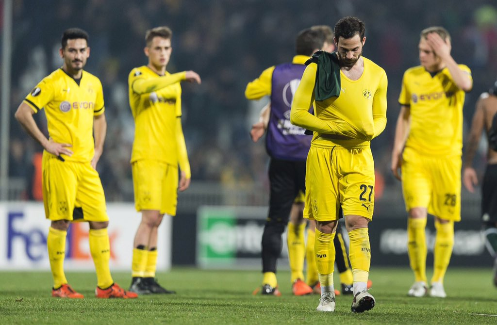 Video: Krasnodar vs Borussia Dortmund