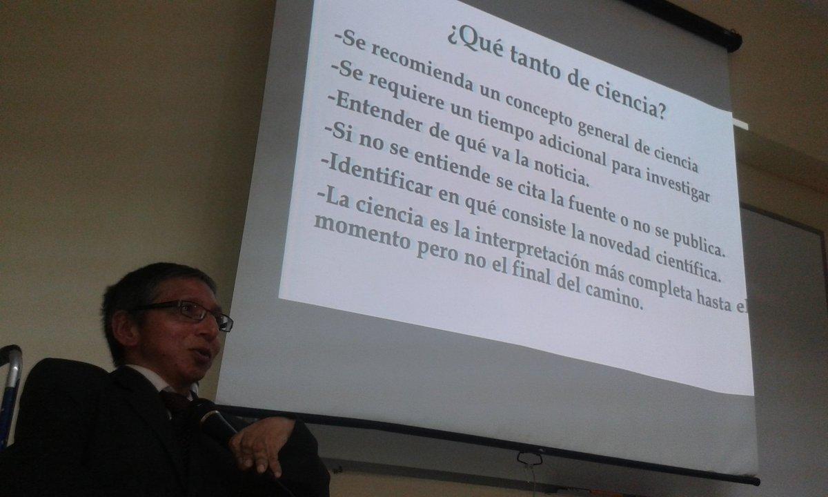 Serapio Cazana en #VidayFuturo https://t.co/tE5Tev5xgB