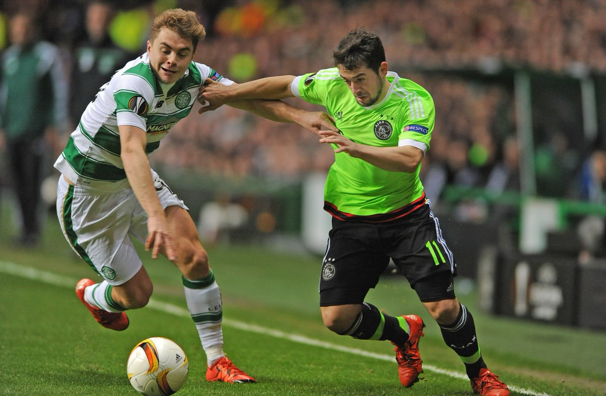 Video: Celtic vs Ajax