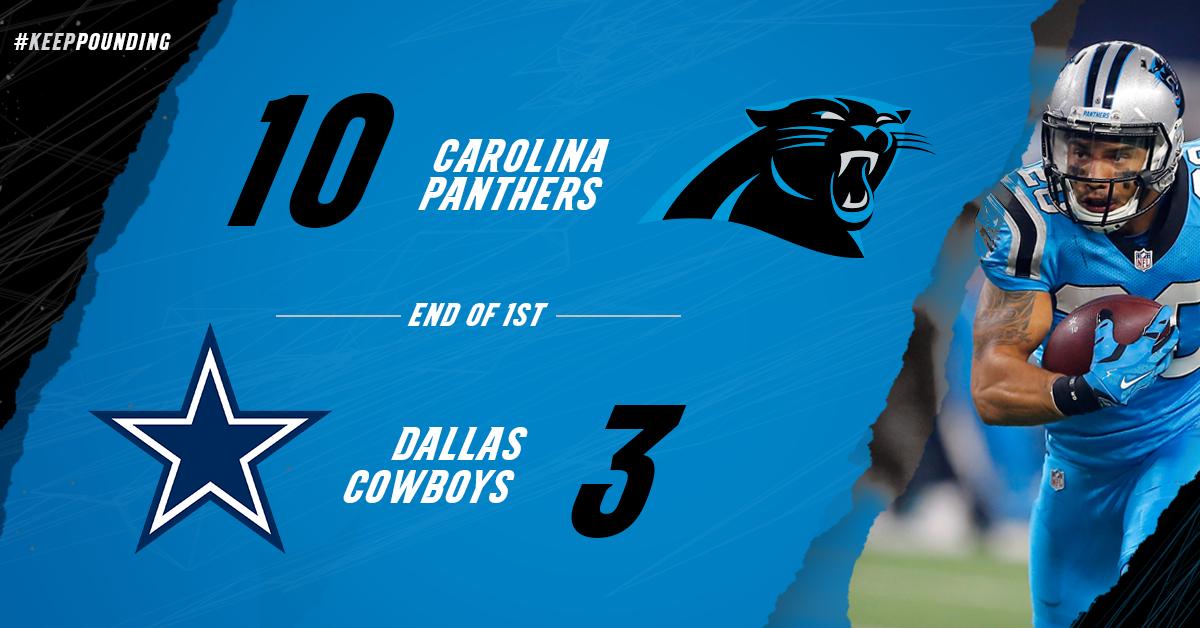 Carolina Panthers on Twitter