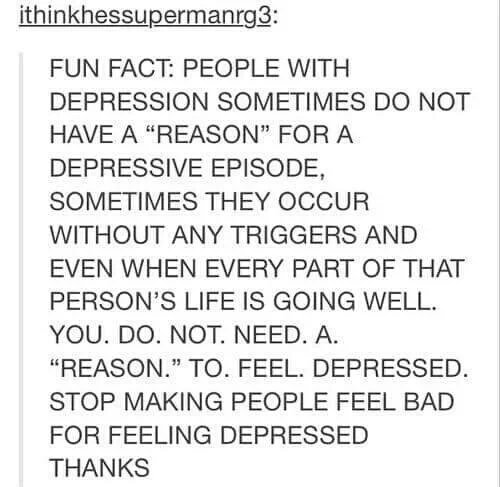 What to say with someone with depression