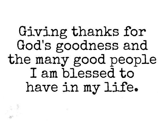 """Erika Harold On Twitter: """"Giving Thanks For God's Goodness"""
