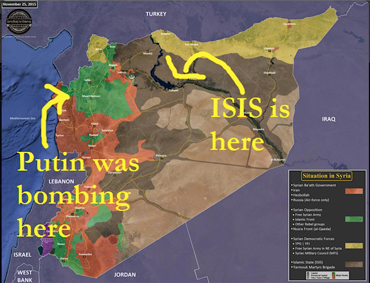 Глава МИД Франции считает, что в Сирии необходимо задействовать сухопутные войска - Цензор.НЕТ 5189