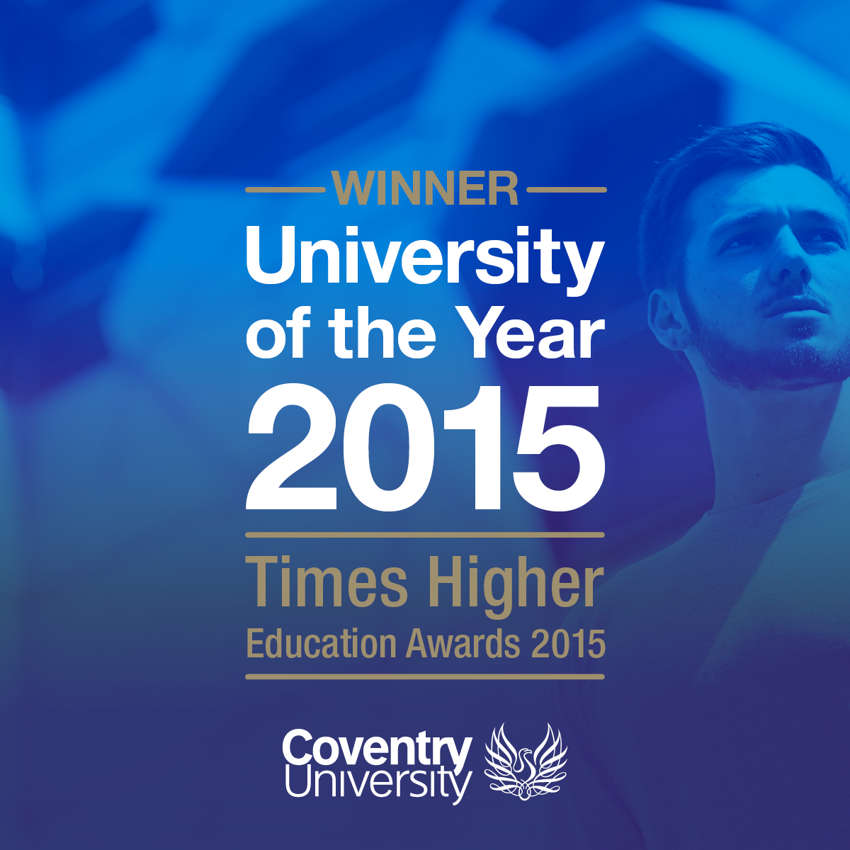We're over the moon! We are @timeshighered's University of the Year! #THEawards: https://t.co/WIWZiwGBR0 https://t.co/S7Y5RRLxkt
