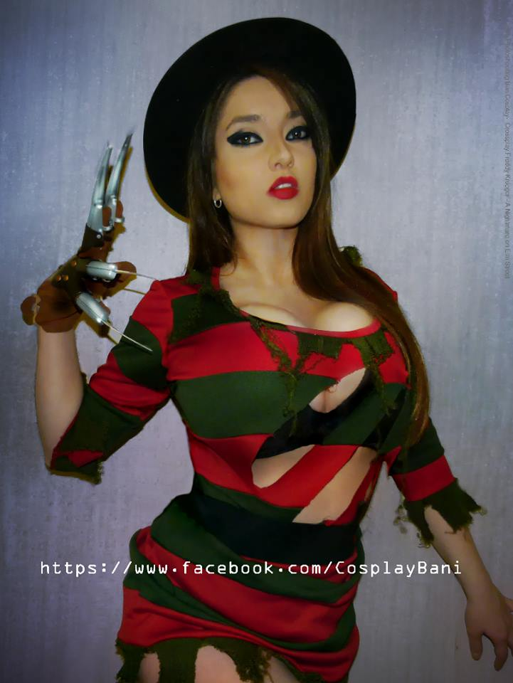 Melissa Meixner on Twitter  @VideoGamCosplay @cosplaybani Gotta be the best Freddy Krueger costume Iu0027ve seen. Well done girl   sc 1 st  Twitter & Melissa Meixner on Twitter: