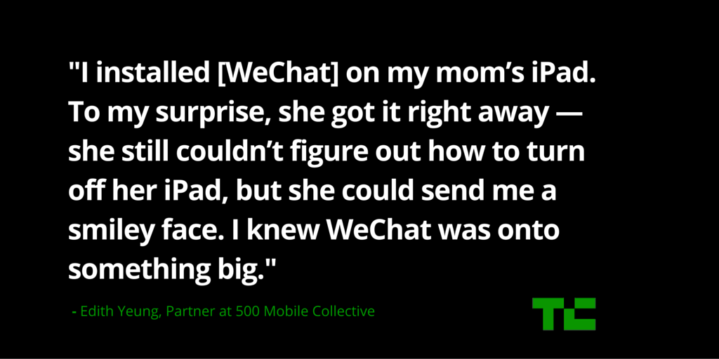 The many ways of WeChat and how messaging is eating the world tcrn.ch/1MFVNJN