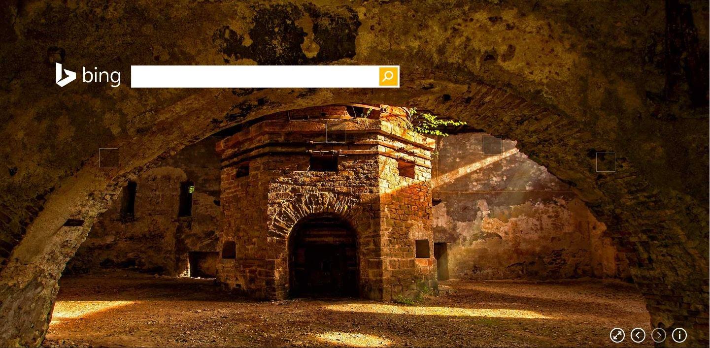 """Bing 日本版 auf Twitter: """"今日のBingホームページはルーマニア、トランシルヴァニア地方から、ゴバジュディア溶鉱炉。廃炉となった今でも、19世紀に作られた当時の姿をそのままに残しています。https://t.co/FCev0DPL9h #BingJP https://t.co/Ashx22R1aJ"""""""