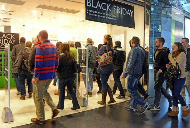 RT @Leicester_Merc: Black Friday: Shops and supermarkets prepare for biggest shopping event of the year https://t.co/HwSonACTaD https://t.c…