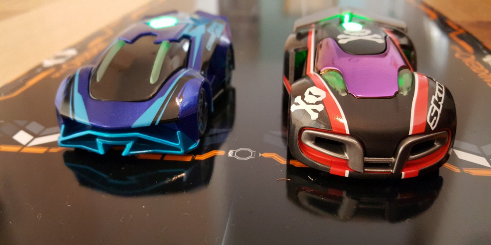RT @TheNextWeb: Ideal Gifts: Anki's robot cars bring all the fun of slot racing and Mario Kart combined https://t.co/agB08IaEgh https://t.c…