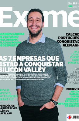Talkdesk CEO and Co-founder @TTPaiva on the cover of Exame in Portugal!  https://t.co/053cWgnJkA https://t.co/oPXEiKrZMo