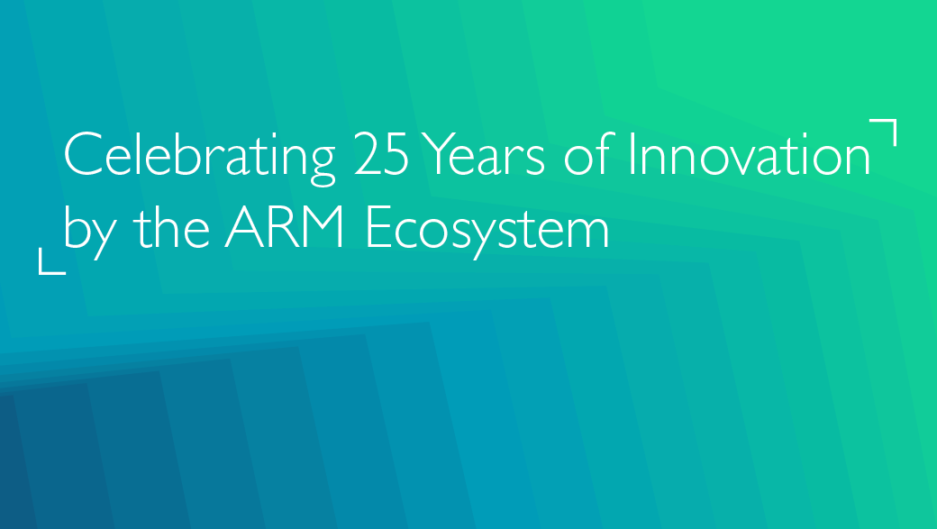 Today is the official #ARM25th #anniversary, celebrating 25 Years of the #ARM #Ecosystem! https://t.co/fxkTsPreV1 https://t.co/TuKQnQVvyv